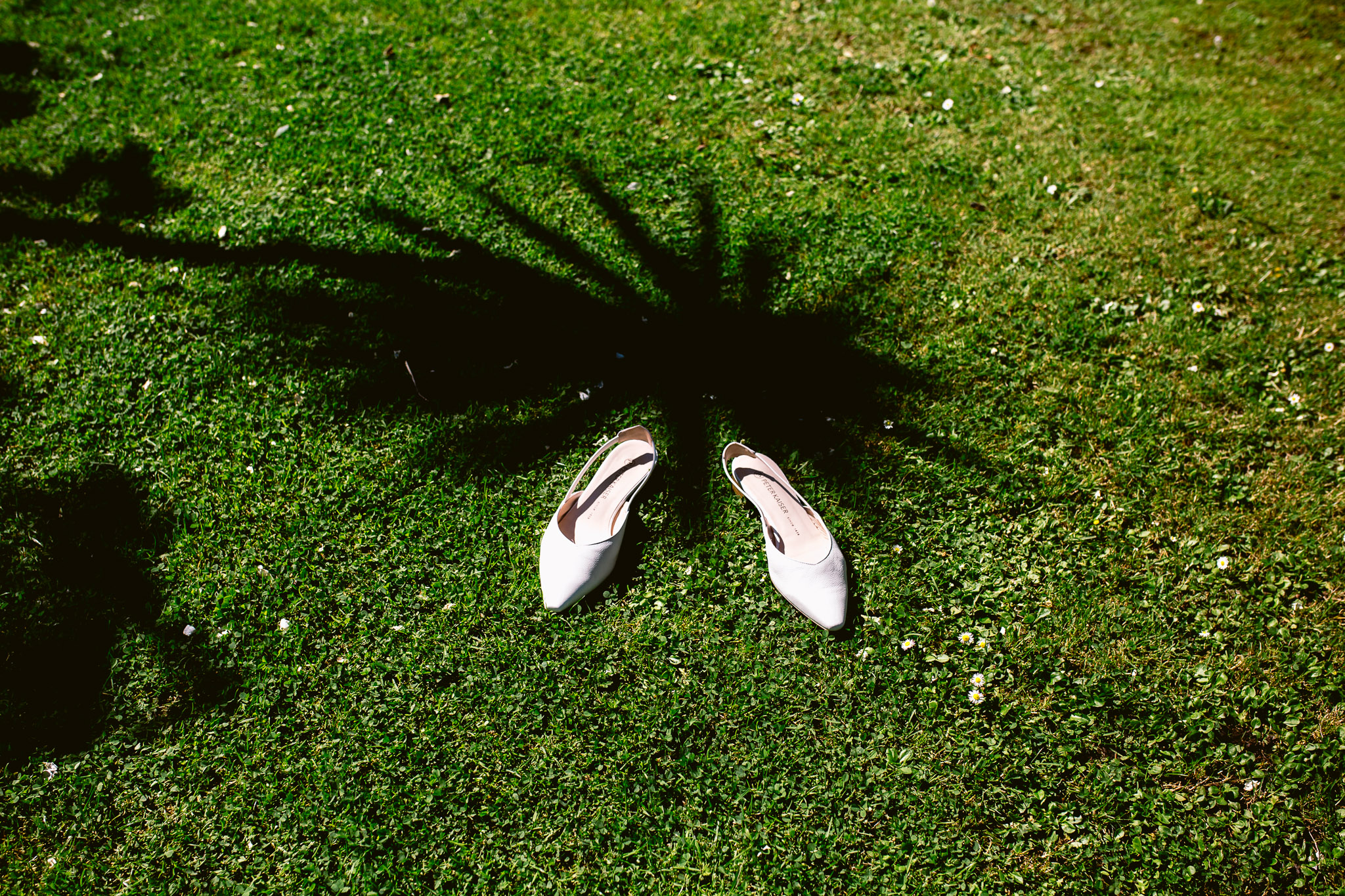 wedding details wedding shoes on the grass best of 2017