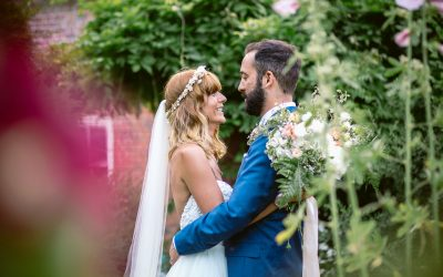 Preston Court Boho Wedding – Alexina and Dan