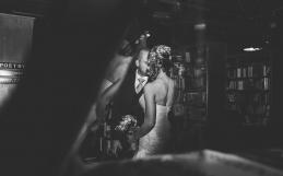 Polly and Dan's wedding, Hay-on-Wye